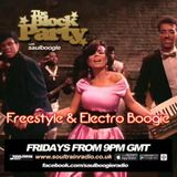 The Block Party Freestyle and Electro Boogie Weekend