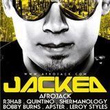 Afrojack & David Guetta - Live @ Jacked, Paradiso, Amsterdam Dance Event, Holanda (17.10.2012)