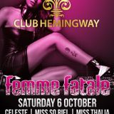 """Celestial """"Oops, where is that going"""" mix live @ Club Hemingway, Leeuwarden 06/10/2012"""