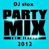 New party mix 2012 dj stox