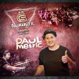 Paulmetric - Warm up Live mix @ÖsszMARGIT II.  CS Company
