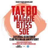 [TBTN023] TaeBo Workout Oktober 2015 - Dance - 155bpm