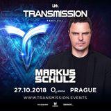 Markus Schulz - Live from Transmission The Awakening 2018 in Prague