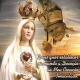 O triunfo do imaculado coração de Maria!