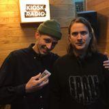 Simon Hold & Sagat (Soumaya Pheline et les copains) @ Kiosk Radio 18.11.17