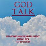 God Talk - Episode 101 - Gratitude or Grumbling?