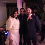 Live from Kyle & Amanda's wedding!