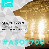 Ecstasy Session 56 (ASOT 700 Rebuild-Mix)