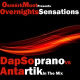Dap Soprano vs Antartik