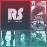 TJ SupaHype LIVE FROM THE FORTRESS w/ AZMT - Laurie, DJ Ahh, Kidd Kay, Lisa, Ash & Rah! 11/22/16