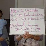 Vecinos de SARASA reclaman Acceso digno a la localidad 2016