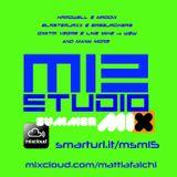 Mattia Falchi - M12 STUDIO SUMMER MIX 2018-08-30