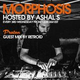 Morphosis 036 With Ashal S And Retroid (20-12-2017)