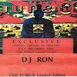 DJ Ron - Club Pure X, 12th November 1994