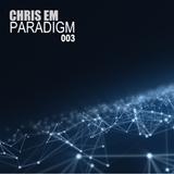 Paradigm 003