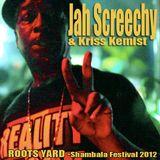 REALITY SHOCK FEAT. JAH SCREECHY - Roots Yard 2012