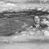 Vinterbadare I Strömbadet 1935