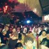 DJ Echa & Mc Moc - Live At Sky Garden Bali Rooftop Part 4 (Open Format Hiphop & RnB Set)