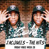 JAMSKIIDJ - Friday Vibes Week 28 | Jacquees - The Hits | @JAMSKIIDJ - Instagram | September 2018