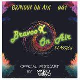 BravooX On Air #001 By Mario Bravo - Classics