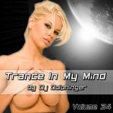 Trance In My Mind volume 34 by Dj Dolphinger