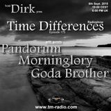 Goda Brother - Guest Mix - Time Differences Radioshow 175 (6th Sept. 2015) on TM-Radio