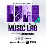 Latino Music Lab Podcast EP. 4 (Ft. Martin Kache)