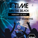 DJT - T Time on The Beach 16 Feb 2019