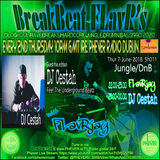 BreakBeat FLavR with FLavRjay & Cestah on PHEVER Radio Dublin 7-June-18 Sh011
