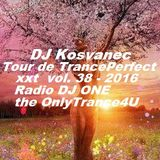 DJ Kosvanec (CZ) - Tour de TrancePerfect xxt vol.38-2016 (Uplifting Mix)