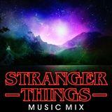 DJ Delamontagne - Stranger Things Music Mix