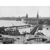 Utgrävda Slussen skriver om Stockholms historia