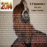 DJ Suspence Top 100 Dance Tracks for 2014