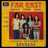 Far East Funk @ Savalas 10/14/10