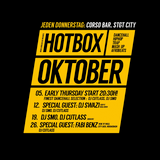 "DJ Smo (Jugglerz) live @ ""Hot Box"" - Stuttgart, Germany - Oct. 2017 - Pt.2: Dancehall"