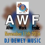DJ DEWEY @ THE DECK NOV. 11 2016 MIX. 3