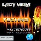 Mix Techouse, Lady Vera in Deep Alchemy, novosibirsk-Russia