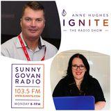 Ignite with Anne Hughes 24/06/2019