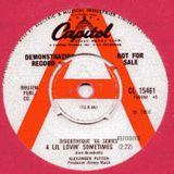 NORTHERN SOUL - CAPITOL RECORDS