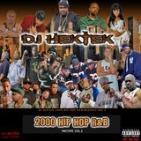 DJ Hektek - 2000 HipHop R&B Mixtape Vol. 2