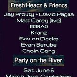 Fresh Headz BBQ Warmup Mix June'15