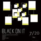 "2017.07.20 ""BLACK ON IT"" OSAMU M at BPM MUSIC BAR Part 2"