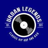 Urban Legends Classic Hip Hop, New Jack Swing and R&B In The Mix 24-07-16