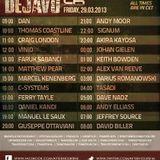 10 Daniel Kandi - DejaVU 005 on AH.FM (29-03-2013)