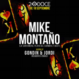 Mike Montano Feat. Sakro @20doce (18.09.2015)