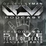 Episode 63: 5ive Years Of Beats (January 2015)
