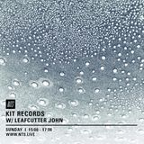 Kit Records w/ Leafcutter John - 10th December 2017