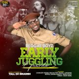 REGGAEBOYZ EARLY JUGGLING ( TALL DJ SMARSH) EPISODE 3