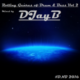 Rolling Genres of Drum & Bass Vol 2
