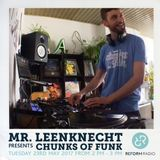 Mr Leenkneckt presents Chunks of Funk 23rd May 2017